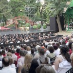 MADAMA BUTTERFLY - PUCCINI-SOFIA NATIONAL OPERA-SUMMER FESTIVAL OPERA IN THE PARK 2011