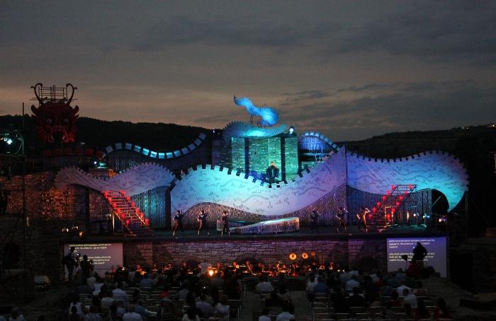 turandot-puccini-sofia national opera-stage of the ages-veliko tarnovo 2012